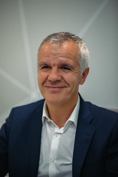 Celestino García, vicepresidente corporativo de Samsung Electronics
