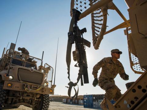 Cisne Gris 8: Ataques con drones a instalaciones de EE.UU. en Oriente Medio