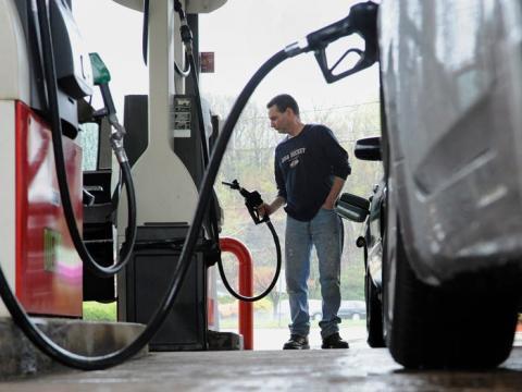 El combustible es uno de los casos de uso clave que Visa está explorando.