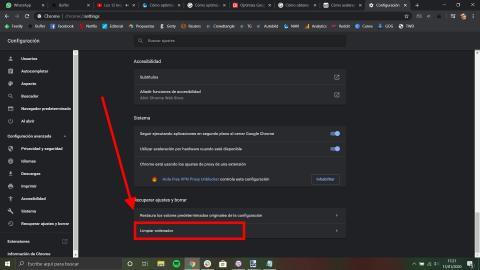 Cómo acelerar Chrome manteniendo el ordenador libre de malwarey virus