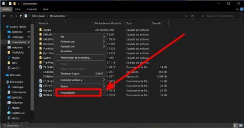 Cómo cifrar una carpeta o archivo en Windows 10