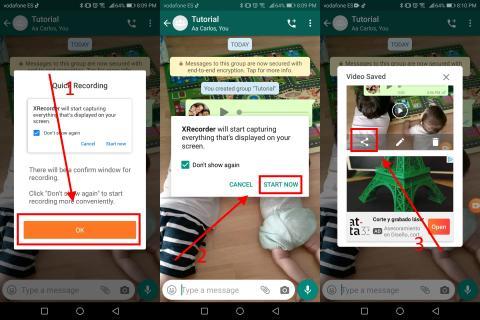 Cómo compartir audios de WhatsApp en Instagram con Android