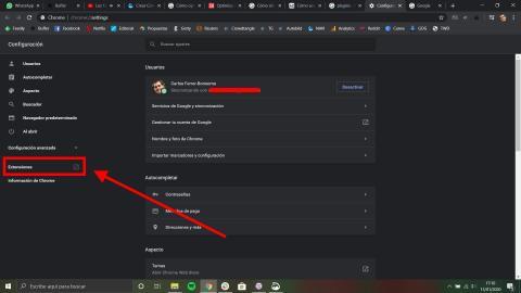 Cómo optimizar Google Chrome eliminando los plugins o extensiones que no se utilizan
