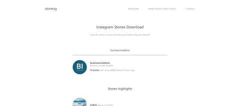 Cómover las historias de Instagram de las cuentas que sigues sin que se sepa