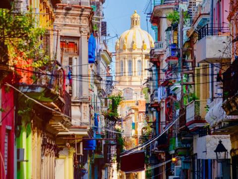 Vieja Habana.