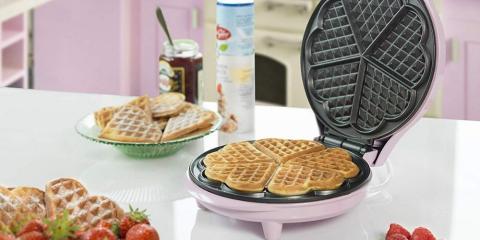 Disfruta de un desayuno casero romántico en forma de corazón