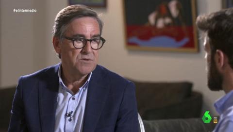 El economista Juan Torres, entrevistado en 'El Intermedio'.