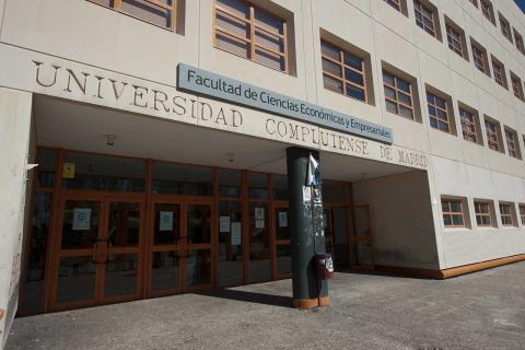 Facultad Economía UCM.