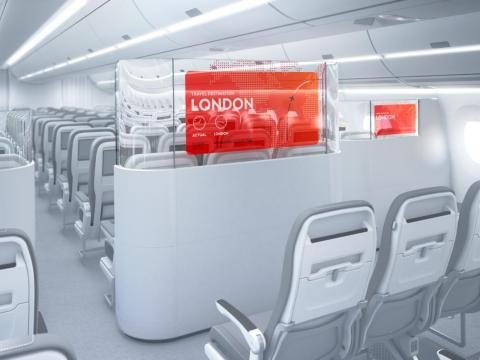 A fast-spreading trend in redesigning aircraft interiors is proving to be open concept cabins, with some airlines removing the barriers that separate cabins to give their aircraft a more open feel.