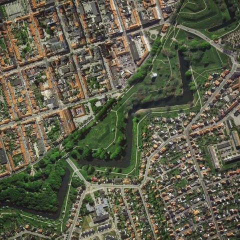 Fredericia Vold, City Fredericia, Denmark.