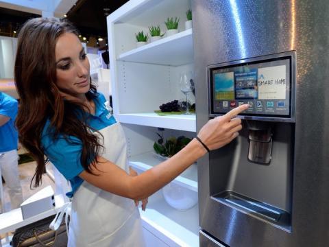 Los frigoríficos inteligentes pueden tardar más tiempo en ser instalados, ya que se reemplazan con menos frecuencia.