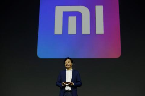 El fundador de Xiaomi, Lei Jun.