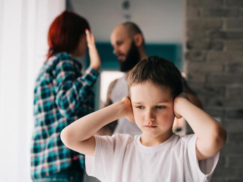 Los hijos de parejas divorciadas tienen más probabilidades de divorciarse.