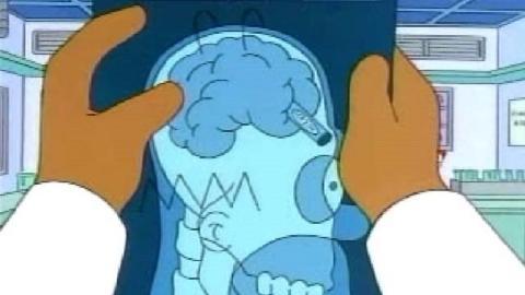 Homer Simpson lápiz