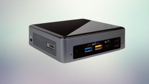 Intel NUC 8I3BEH2