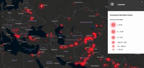 Inversiones China Oriente Medio