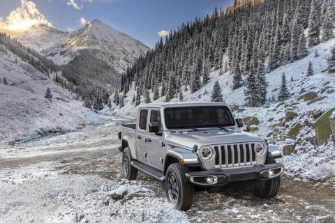 Jeep North Edition, versión especial para el invierno