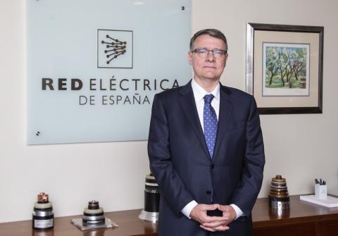 Jordi Sevila, presidente de Red Eléctrica.