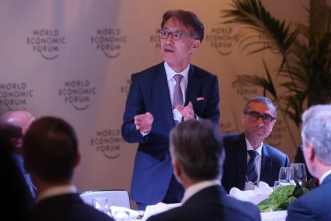 Kenichiro Yoshida, CEO de Sony.