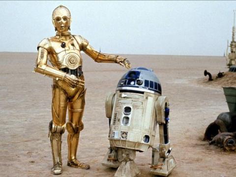 R2-D2 ha salvado mucho el día en la saga de Skywalker.