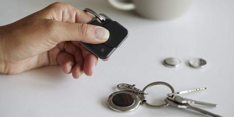 Un llavero para despistados que encuentra tus llaves
