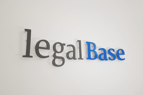 Logo de LegalBase