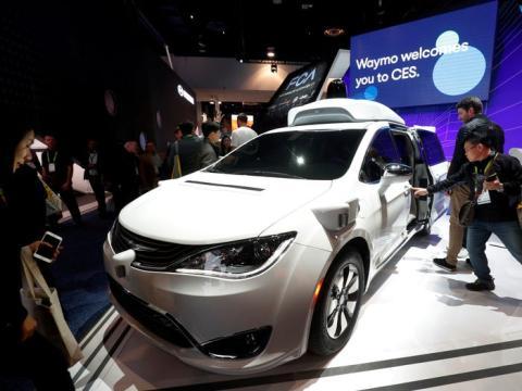 Marcas de coches en la CES 2020