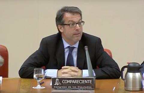 Mariano Bacigalupo, consejero de la CNMC.