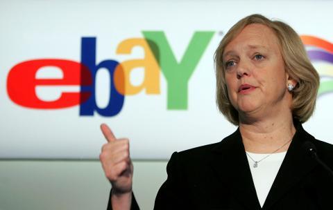 Meg Whitman, exCEO de eBay, 2006.