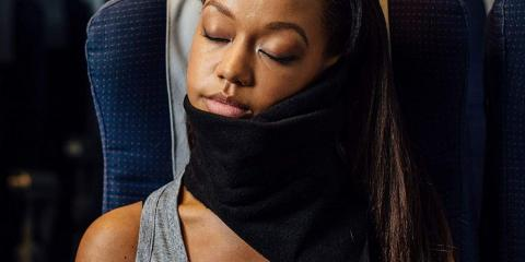 La mejor almohada de viaje que puedes llevar contigo