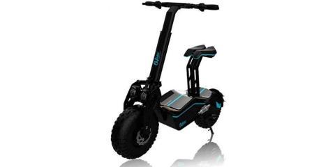 Mejor patinete eléctrico con asiento y todoterreno, de Cecotec