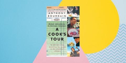 Las memorias culinarias más vendidas de Anthony Bourdain