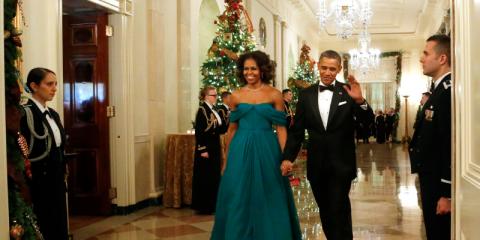 Michelle y Barack Obama llevan casados más de 20 años.
