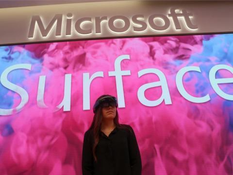 Microsoft en CES 2020