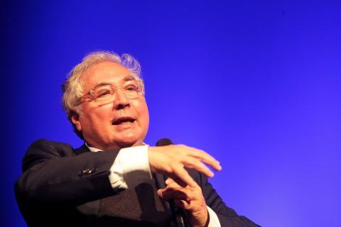 Ministro de Universidades, Manuel Castells.