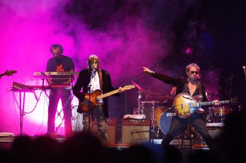 Nacha Pop en el Sonorama de 2007.