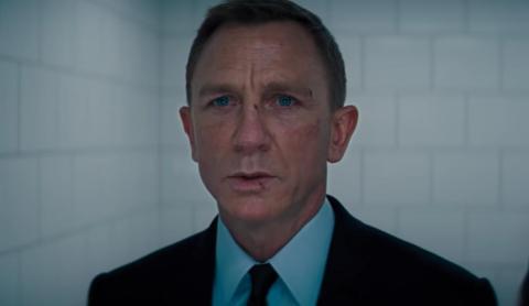 """Daniel Craig como James Bond en """"Sin tiempo para morir"""""""