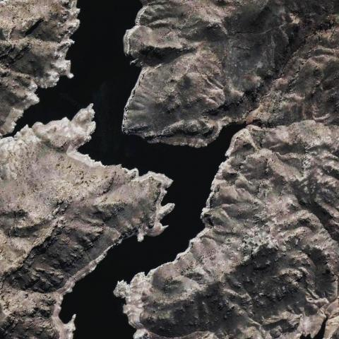 The Northwestern Passages in Canada.