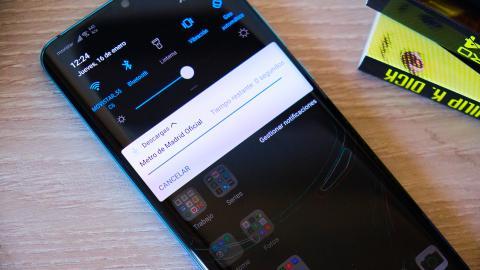 Notificaciones actualización PlayStore