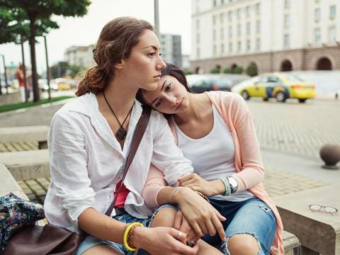 Afrontan los problemas con amor, no con ira.