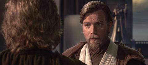 Obi-Wan Kenobi es una de las muchas voces que Rey escucha.