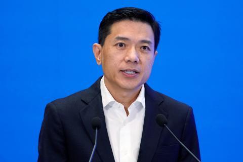 Robin Li, CEO de Baidu