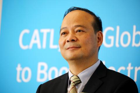 Robin Zeng Yuqun, CEO de CATL.