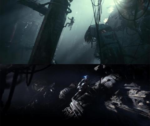 Ambas películas están dirigidas por J.J. Abrams.