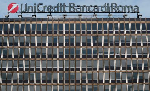 Sede del banco italiano UniCredit