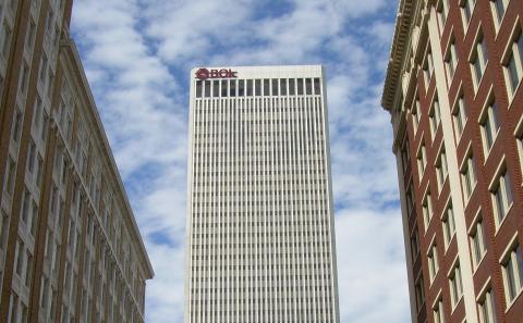 Sede de BOK Financial en Oklahoma