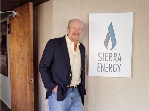 Sierra Railroad es el primer ferrocarril de EE.UU. que funciona con 100% de biodiésel.
