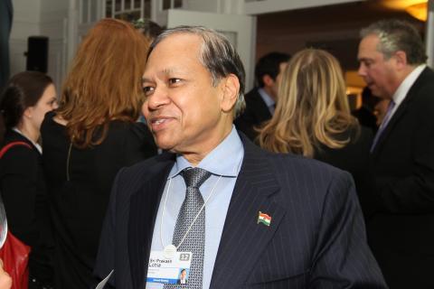 Sri Prakash Lohia, presidente de Indorama Corporation