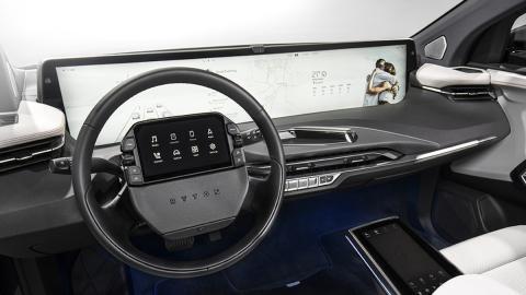 SUV eléctrico Byton M-Byte