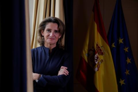 Teresa Ribera.